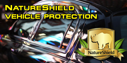 NatureShield Vehicle Protection Products